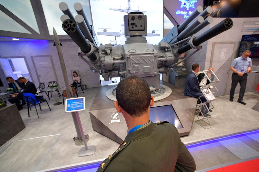 Российский комплекс ПВО «Пальма» впервые интегрируют наиностранный корабль - Газета.Ru