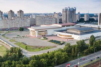 Международный выставочный центр, Киев