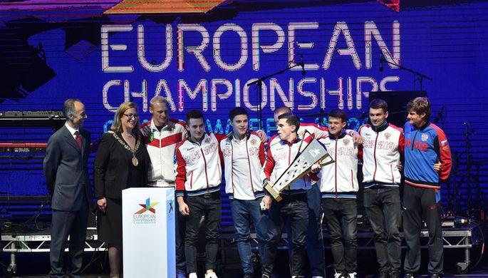 Сборная России выиграла медальный зачет чемпионата Европы по летним видам спорта