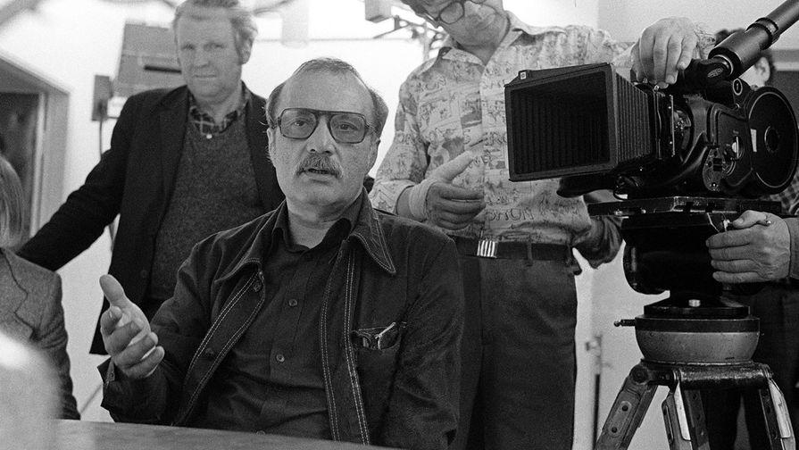 Режиссер Георгий Данелия, 1978 год