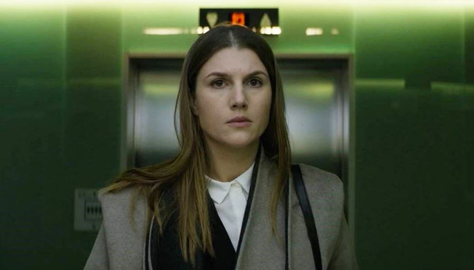 Марьяна Спивак в кадре из сериала «Эпидемия»