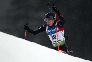 Андреа Хенкель, несмотря на сильный ход, не смогла догнать Зайцеву