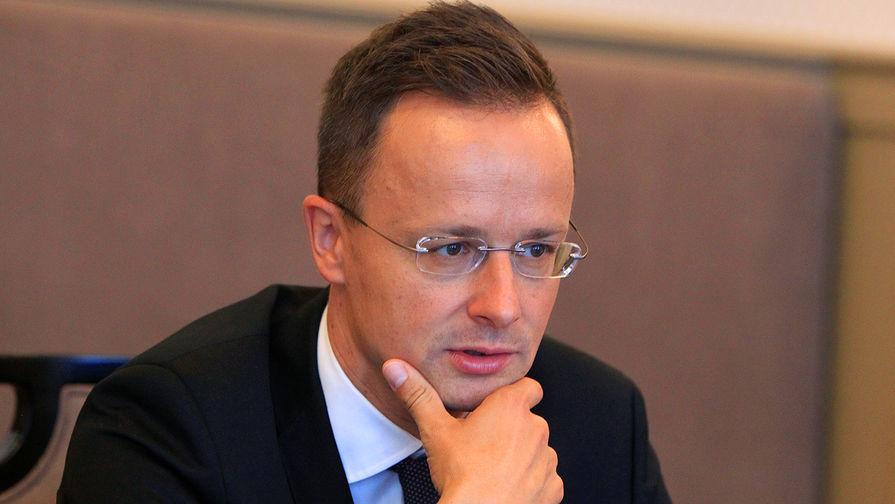МИД Венгрии намерен блокировать заседания комиссии Украина — НАТО
