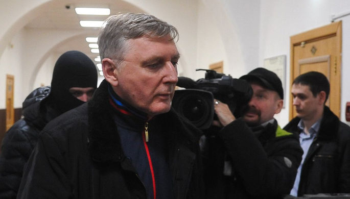 Генерал ФТС Александр Кизлык