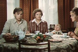 Кадр из фильма «По семейным обстоятельствам» (1978)