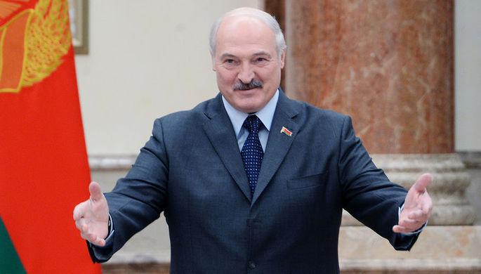 Президент Белоруссии Александр Лукашенко на заседании Мюнхенской конференции по безопасности в Минске, 31 октября 2018 года