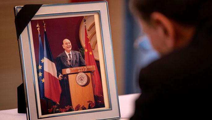 Прощание с Шираком: Путин едет в Париж