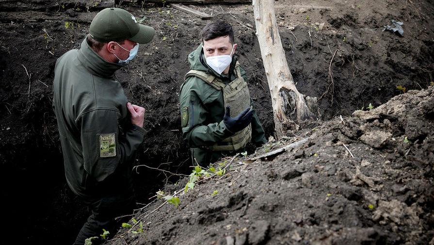 «Вернем нашу землю»: Зеленский раскрыл план по Донбассу