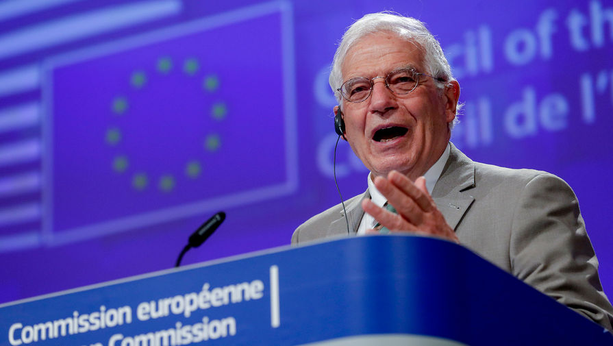 Глава дипломатии Евросоюза Жозеп Боррель
