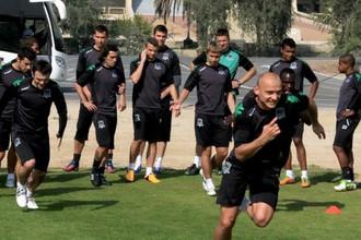 Футболисты «Краснодара» проводят сбор в Абу-Даби