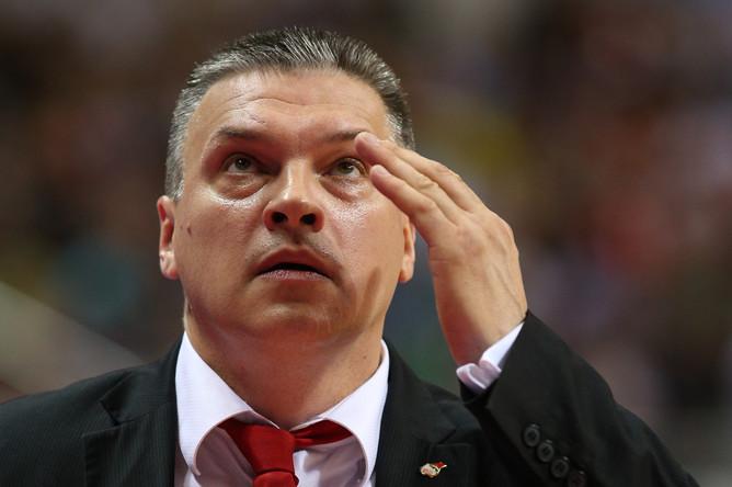 Главный тренер «Локомотива-Кубани» Евгений Пашутин.