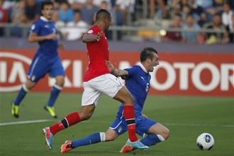 Италия не стала халтурить в матче с норвежцами