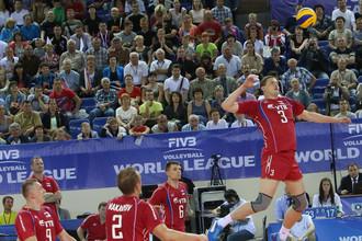 В атаке олимпийский чемпион Николай Апаликов