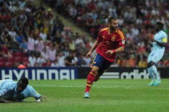 Одно из открытий чемпионата — испанец Хесе