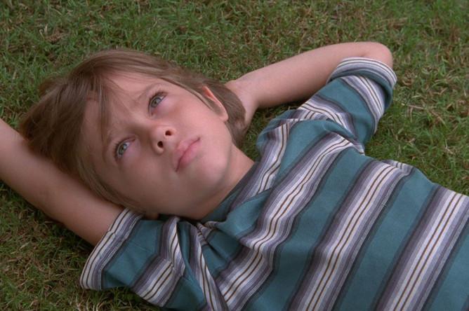 «Отрочество» (Boyhood) реж. Ричард Линклейтер