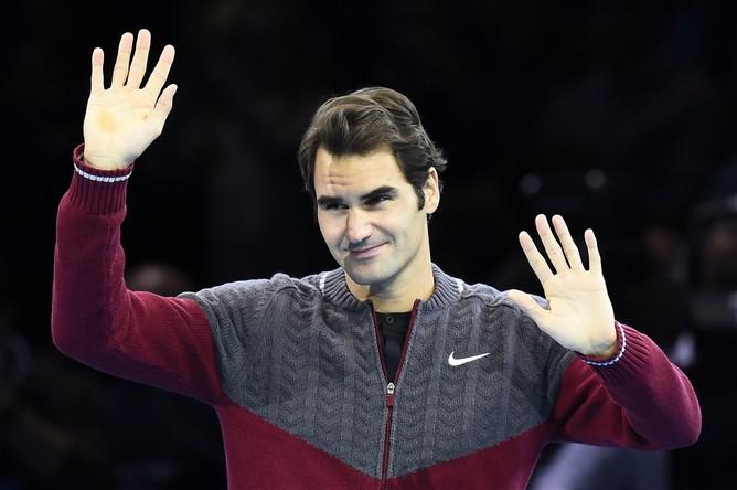 Роджер Федерер объявляет, что не будет играть с Новаком Джоковичем в финале Итогового турнира года