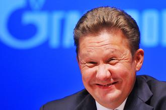 1. Председатель правления ПАО «Газпром» Алексей Миллер ($17,7)