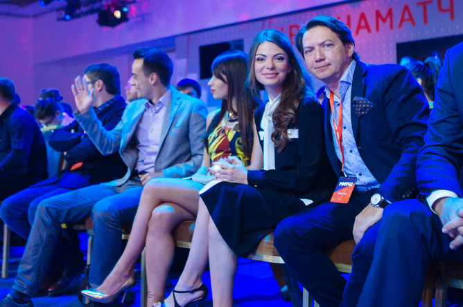Комментатор Георгий Черданцев