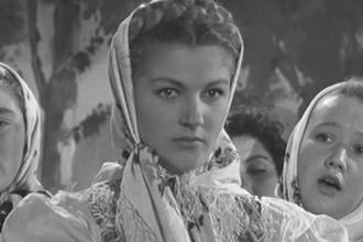 Кадр из фильма «Дело было в Пенькове» (1957)