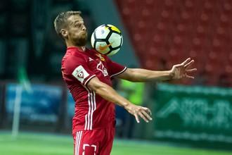 Тульский «Арсенал» встречается с пермским «Амкаром» в чемпионате России