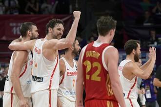 Россия проиграла Испании в матче за третье место