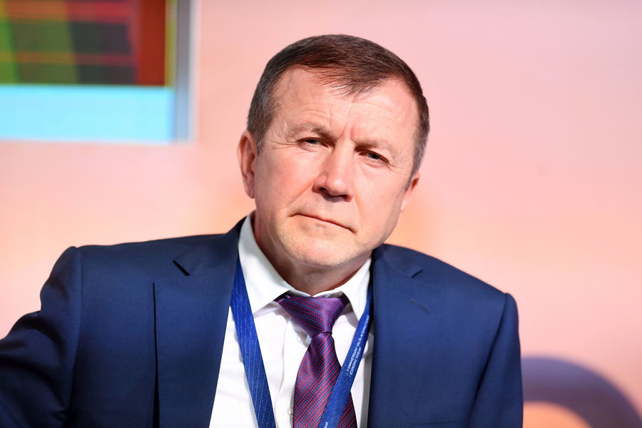 Министр экологии Крыма Геннадий Нараев ушел РІРѕС'ставку
