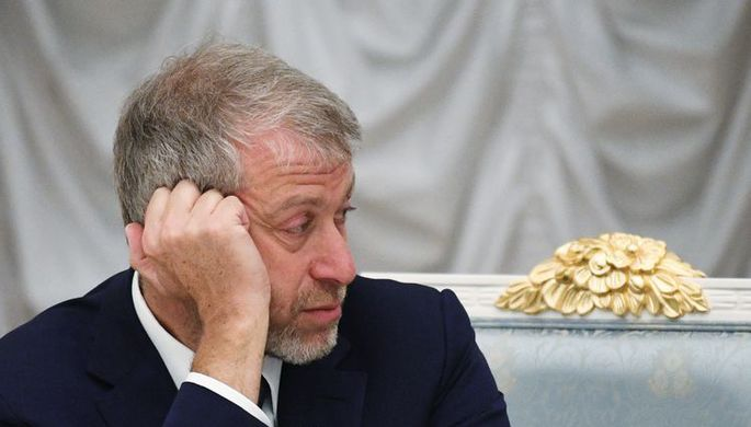 Российский бизнесмен Роман Абрамович