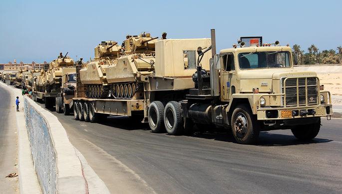 «Колоссальный взрыв»: Египет готов вступить в ливийскую войну