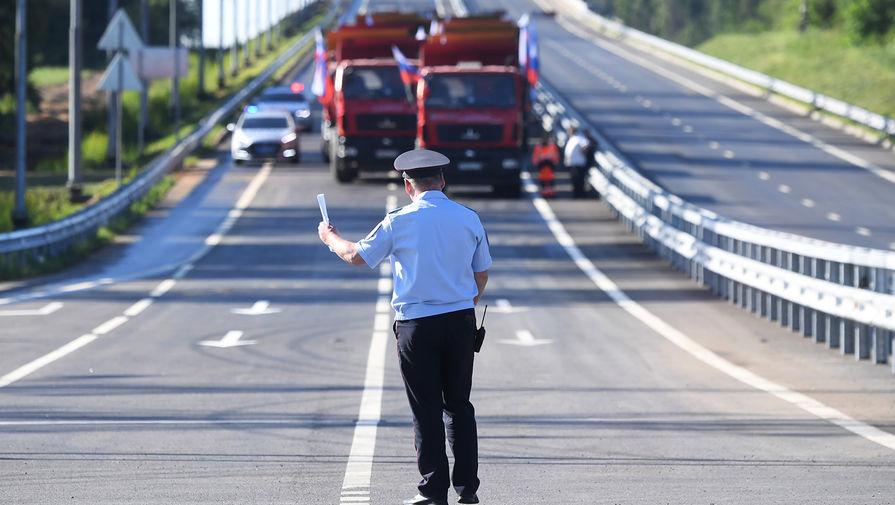 Запущен участок ЦКАД от Можайского до Новорижского шоссе