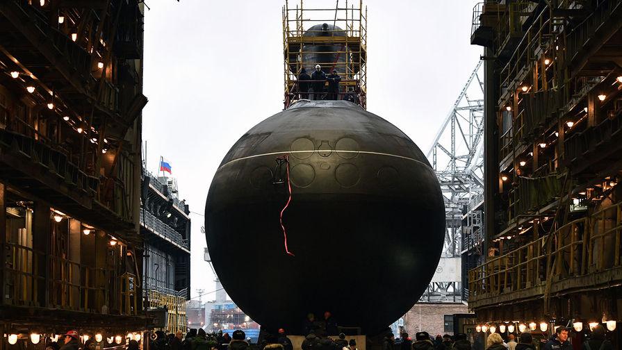 «Черные дыры»: журнал National Interest оценили российские подлодки