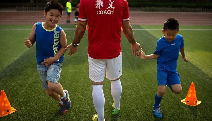 Физкульт-привет: в Китае из мальчиков сделают мужчин