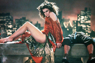 Кадр из фильма «Охотники за привидениями» (1984)