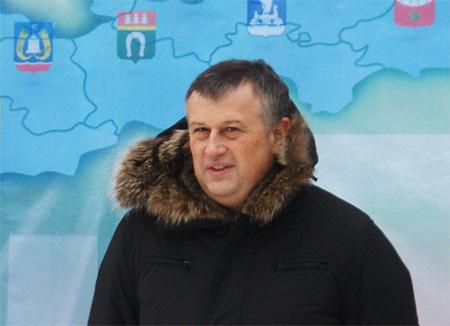 Ленинградскую область Медведев решил отдать вице-губернатору региона Александру Дрозденко