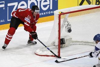 Канадцы забросили восемь шайб в ворота сборной Казахстана