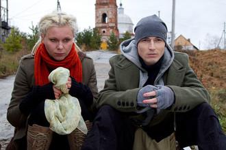 Кадр из фильма Василия Сигарева «Жить»