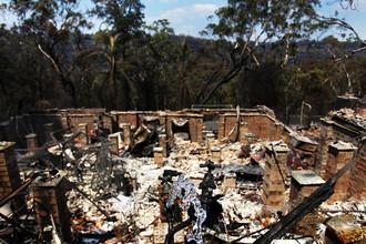 Военные учения могли стать причиной лесных пожаров в Австралии, которые за последние несколько дней уничтожили 200 домов
