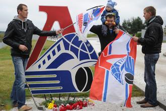 7 сентября 2011 года самолет с хоккеистами «Локомотива» разбился под Ярославлем