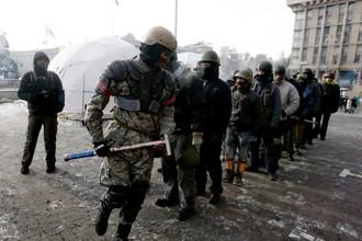 Конфликт «Правого сектора» и главы МВД Украины продолжается