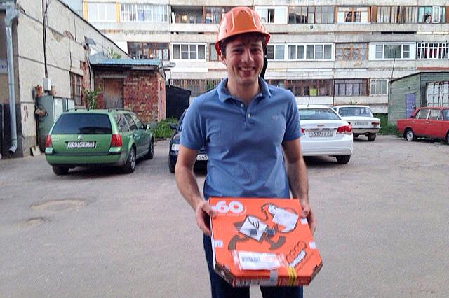 Олег Понфиленок. Источник: vk.com