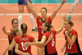 Сборная России по волейболу уступила Бельгии в последнем матче предварительного турнира Мирового гран-при