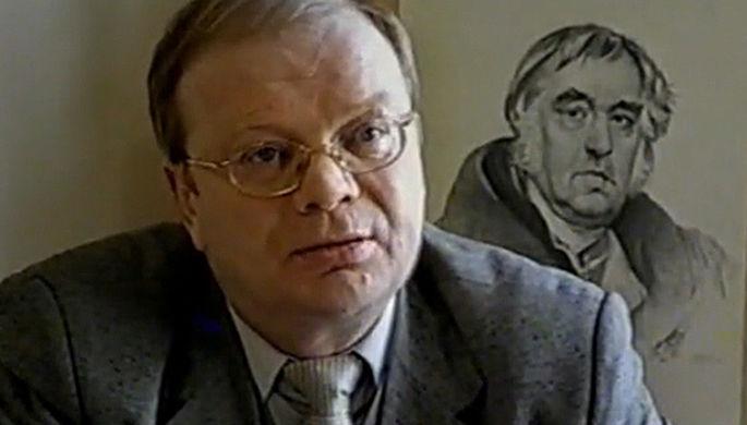 Николай Годовиков в сериале «Удачи тебе, сыщик» (2003)