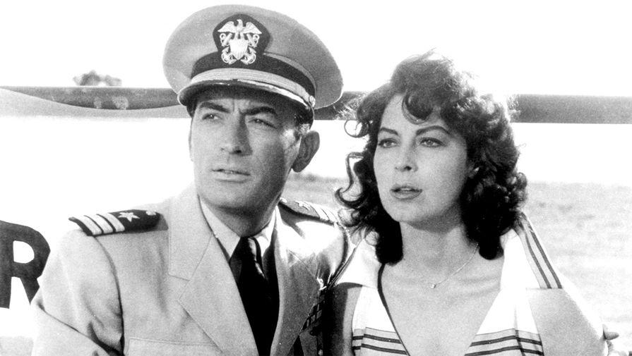 Кадр из фильма «На берегу» (1959)