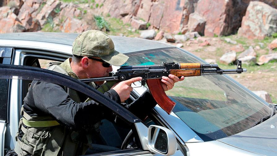 Киргизия и Таджикистан посчитали потери от перестрелки на границе