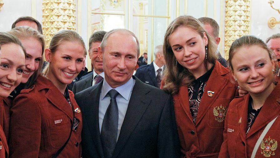 В Кремле ответили на вопрос о встрече Путина с олимпийцами