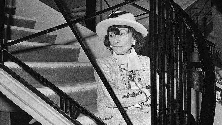 Модельер Габриэль «Коко» Шанель, 1969 год