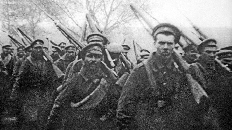 Восьмая серия фильма митрополита Тихона о февральской революции вышла на России 24