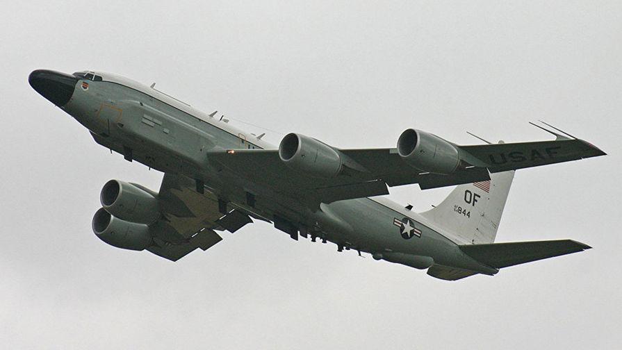 Исследуют Калининград: американский самолет провел новую разведку