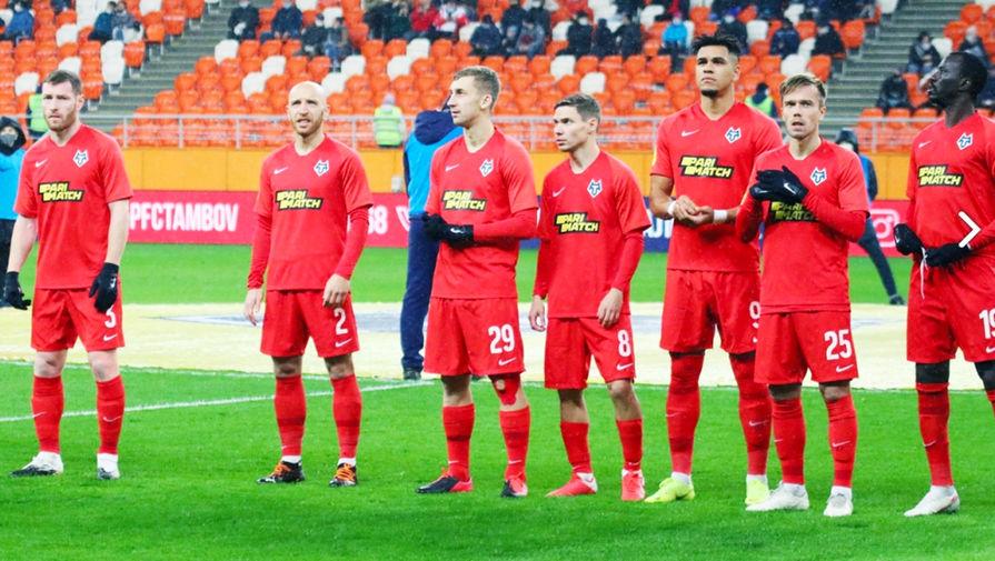 Директор Тамбова прокомментировал информацию об интересе клубов РПЛ к Первушину