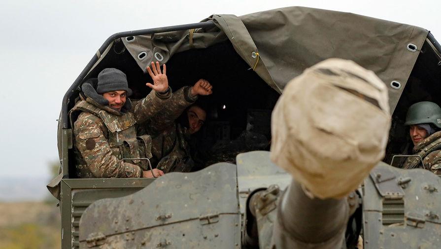 «Никогда этого не забуду»: что военные вспоминают о событиях в Карабахе