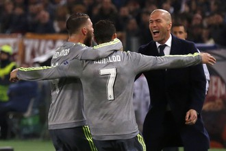 «Реал» победил «Рому» на выезде